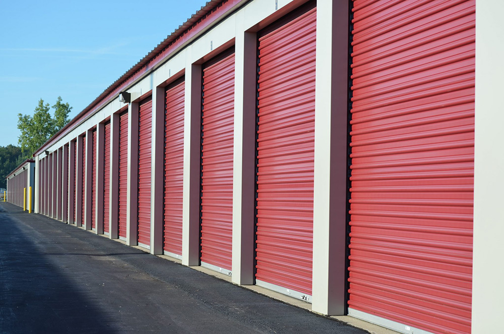 red roof enclosed storage units waco texas